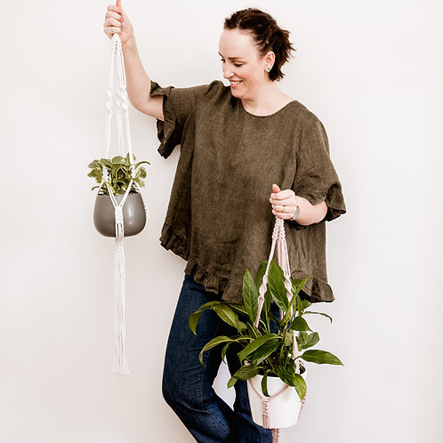 Ready Made - Single Plant Hangers