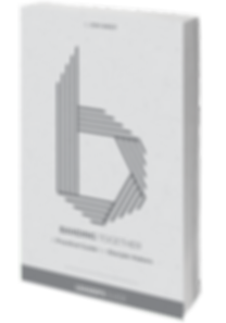 Cover design of book
