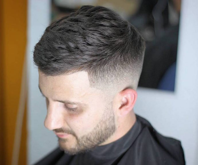 Formule coupe & barbe 34€