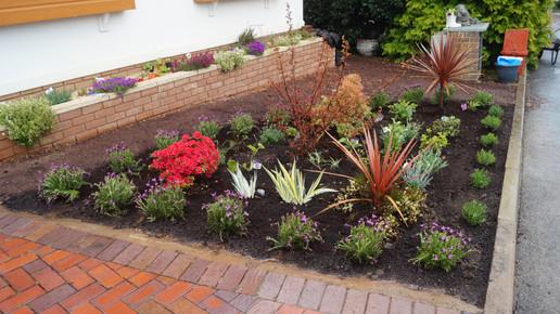 Small Front Garden Transformation