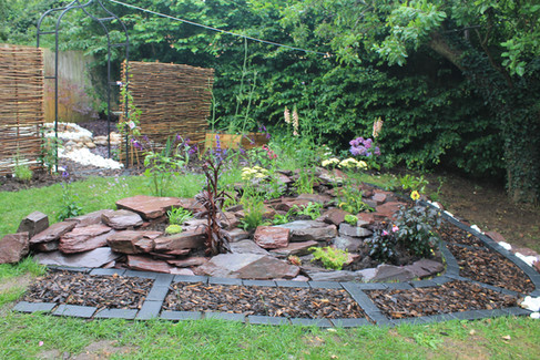Meditation Wildlife Garden