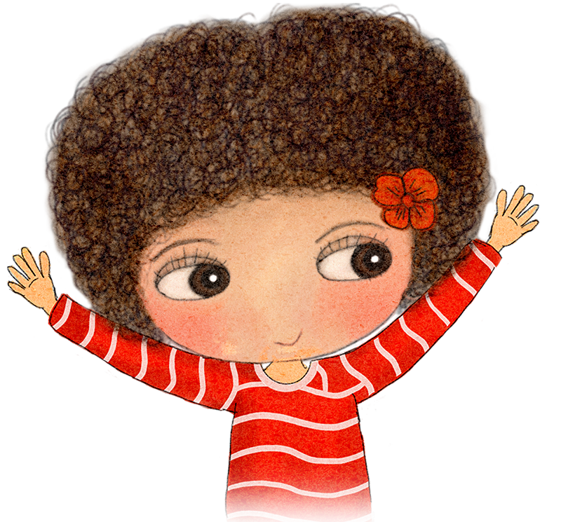Happy Kids, Meet the Characters,  Affirmation Cards for Kids, Children's Affirmations, Positive Affirmation Cards, Wellbeing, Mental Health, Happy Kids Affirmation Cards, Little Curly