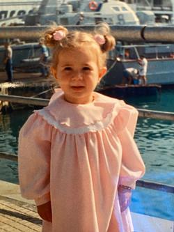 Me aged 2