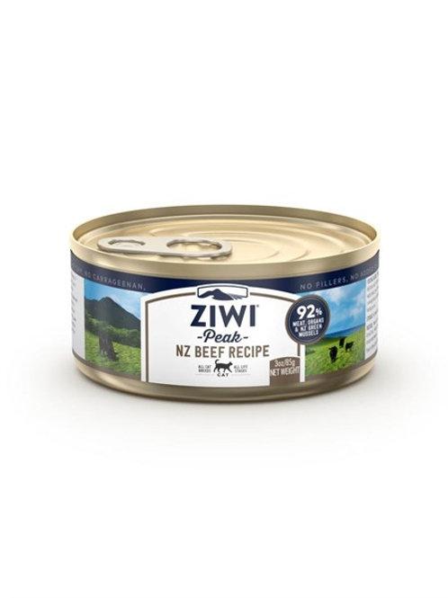 ZIWI Peak - 貓罐頭[牛肉配方] 3oz