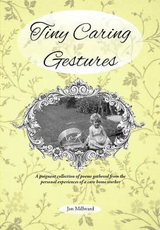 Tiny Caring Gestures by Jan Millward poetry