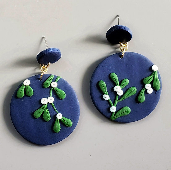 Moonberry Earrings