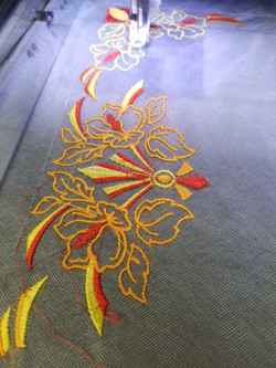 Husqvarna Embroidery Machine