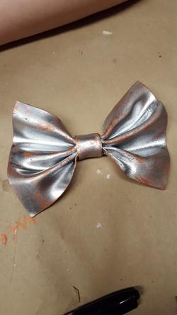 Tin Man's bowtie