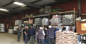 D Roberts & DN Open Day at Gwytherin North Wales.
