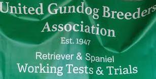 WuffitMix Proudly Sponsor UGBA - United Gundog Breeders Association