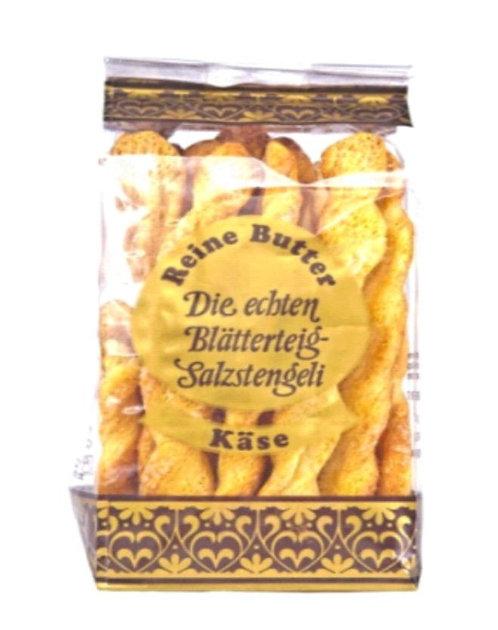 Blätterteigstangen mit Käse (125g/Beutel)