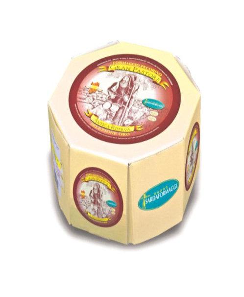 sardischer Pecorino ( ca. 8 Monate gereift) Gran Pastore