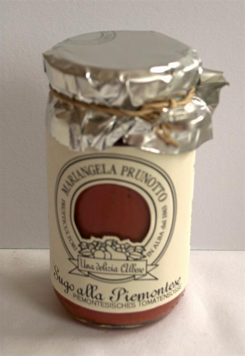 Piemonteser Pastasoße (Glaspreis)