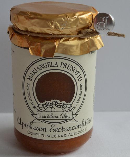 Aprikosenkonfitüre extra (345g/ Glas)