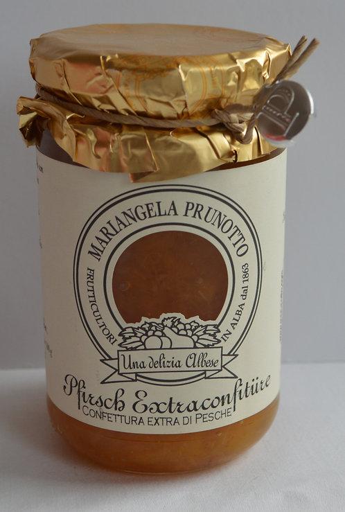 Pfirsich Konfitüre extra (345g/ Glas)