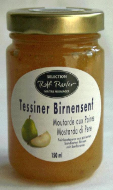 Birnensenf Selektion Rolf Beeler