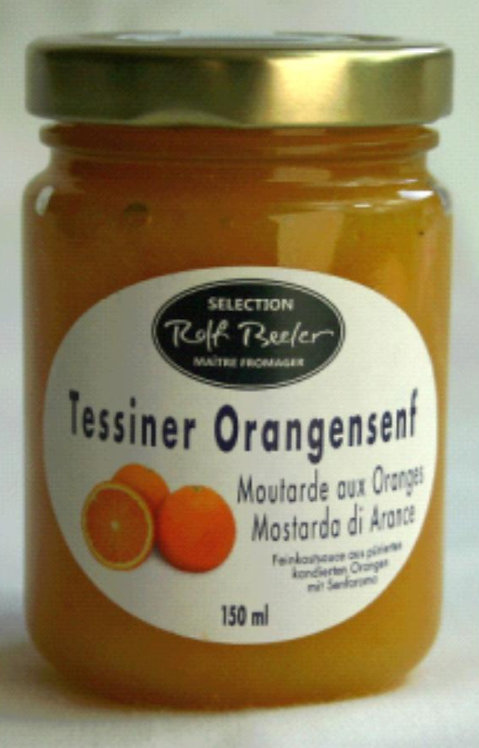 Orangensenf Selektion Rolf Beeler