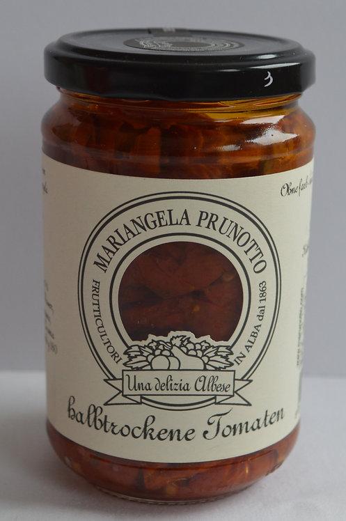 halbgetrocknete Tomaten (300g/Glas)