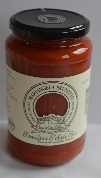 Tomaten geschält (340g/Glas)
