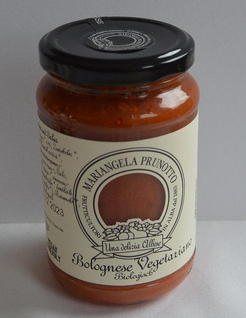 Bolognese vegetariano (340g/Glas)