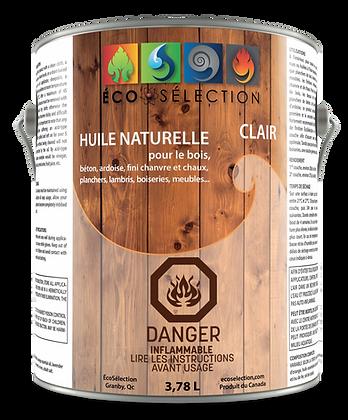 Huile pour le bois ÉCOSÉLECTION - 1L