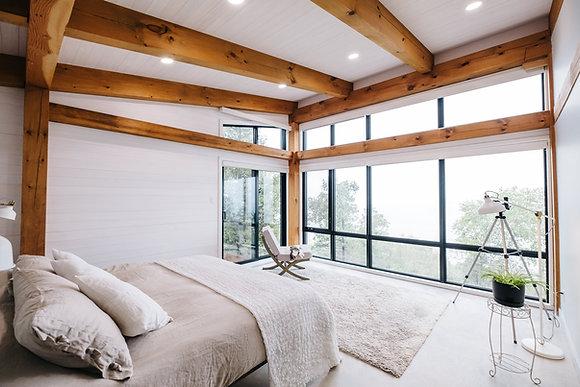 CONSULTATION Écoconstruction et Charpenterie de bois massif