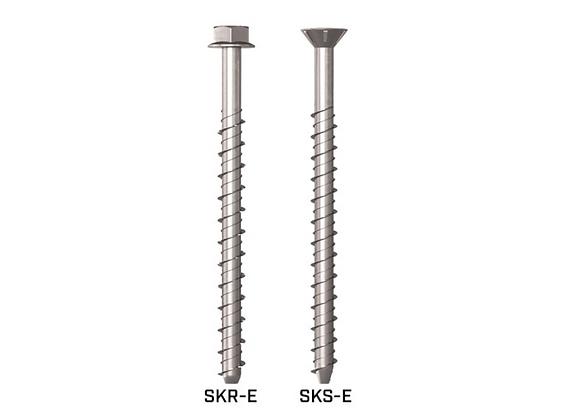 Ancrages à BÉTON SKR - 12x100mm (Boîte 25)