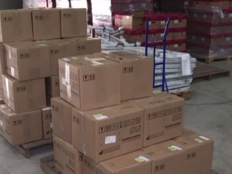 Prefeitura de Cotia confisca 35 respiradores e Justiça manda devolver