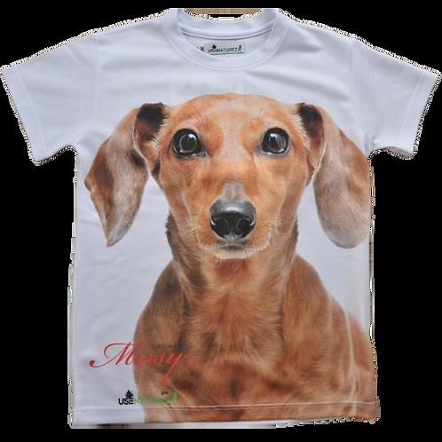 Camiseta Infantil manga curta Sapeka
