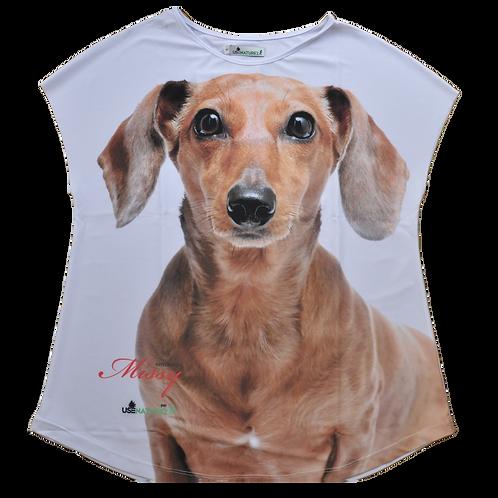 Camiseta Evase Sapeka
