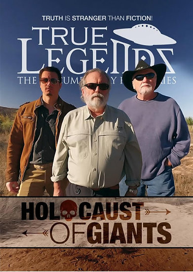 Holocaust of Giants DVD