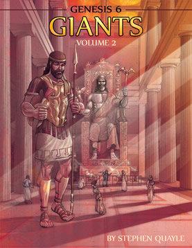 Genesis 6 Giants - Volume 2  by Steve Quayle