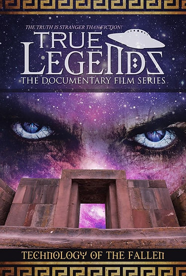 True Legends the Documentary Film Series DVD