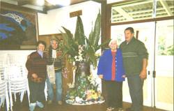 Unforgettable Maori Reception
