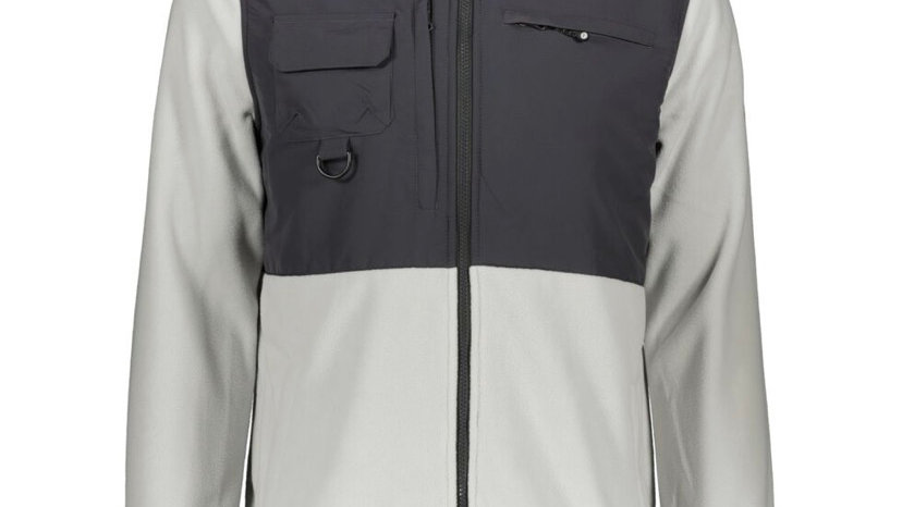 HI-TEC Grey Hiker Fleece