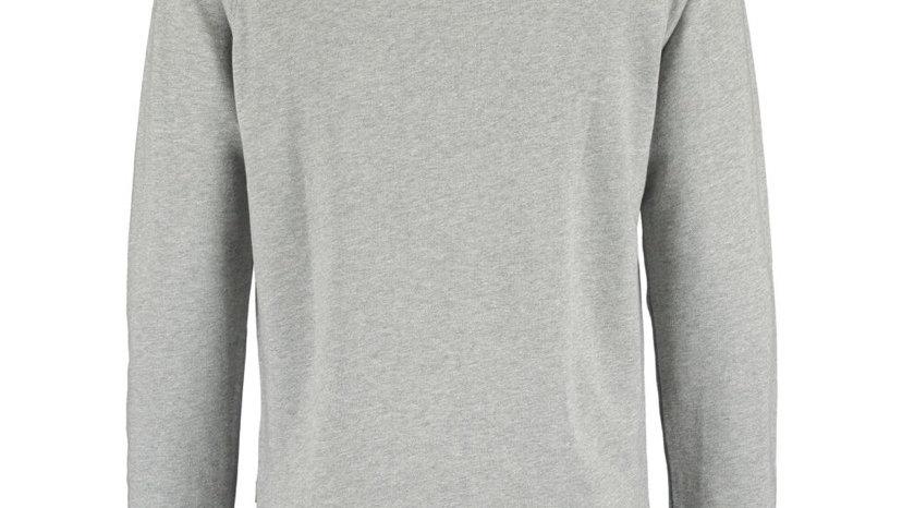 TIMBERLAND Grey Crew Pocket Sweatshirt