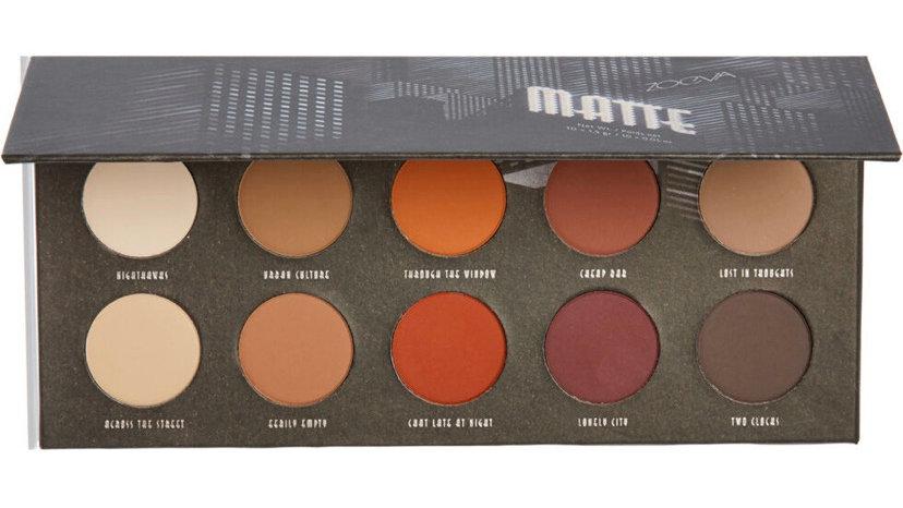 ZOEVA Matte Eyeshadow Palette 150g
