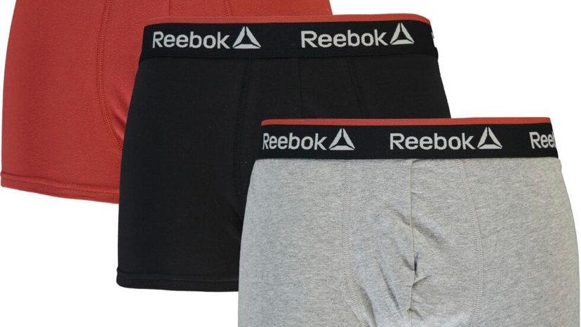 REEBOK Multi Colour Performance Trunks