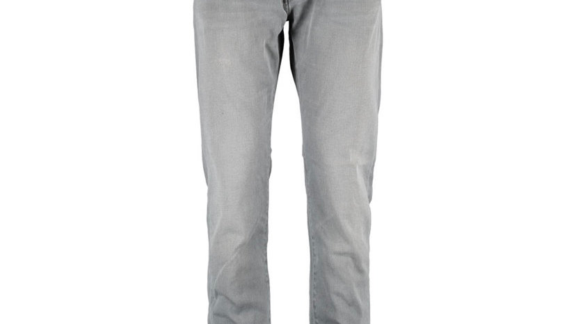 EDWIN Grey Slim Tapered Jeans