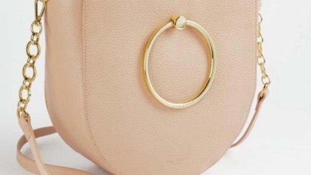 Ted Baker- FFLUR Circular handle medium shoulder bag