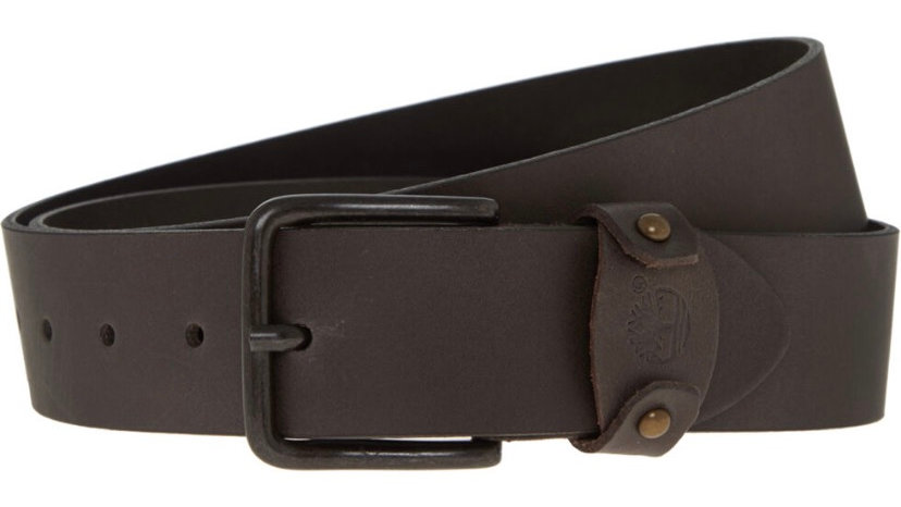 TIMBERLAND Brown Buckle Belt