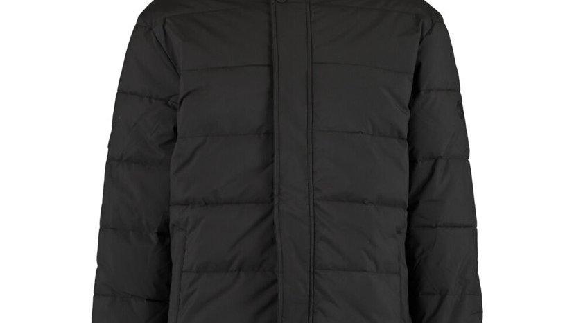 KRONSTADT Black Hooded Puffer Jacket