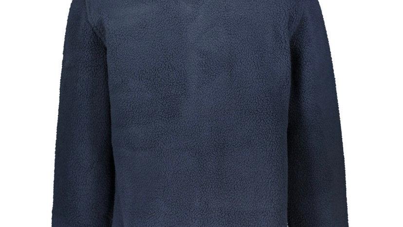 REGATTA Navy Logo Fleece