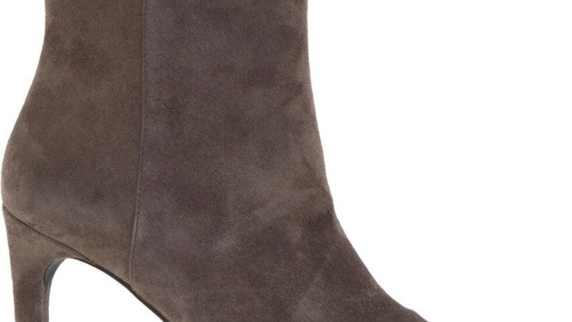 Geox (Grey Faviola Heeled Boots) UK 4.5 Women