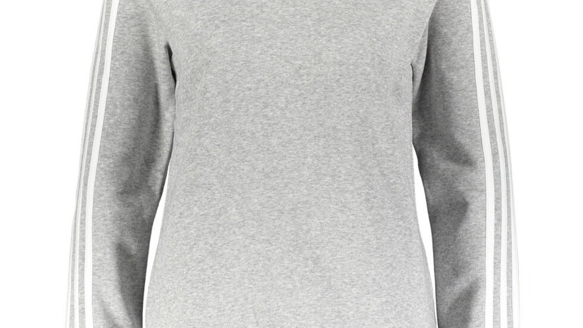 ADIDAS Grey Logo Sweatshirt