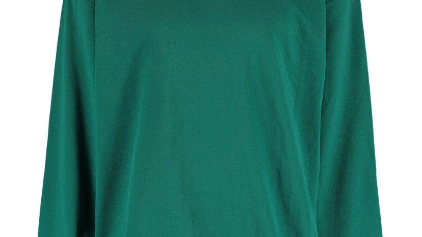 DIADORA Green Crew Sweatshirt