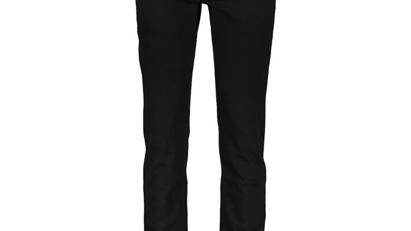 LEE Black Rinse Daren Straight Jeans