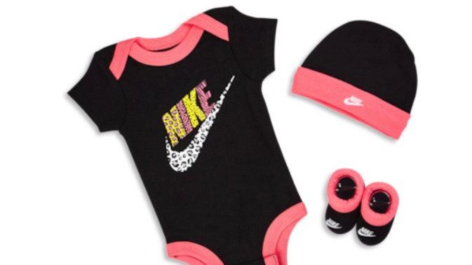 Nike Leo Futura - Baby Girl Gift Sets