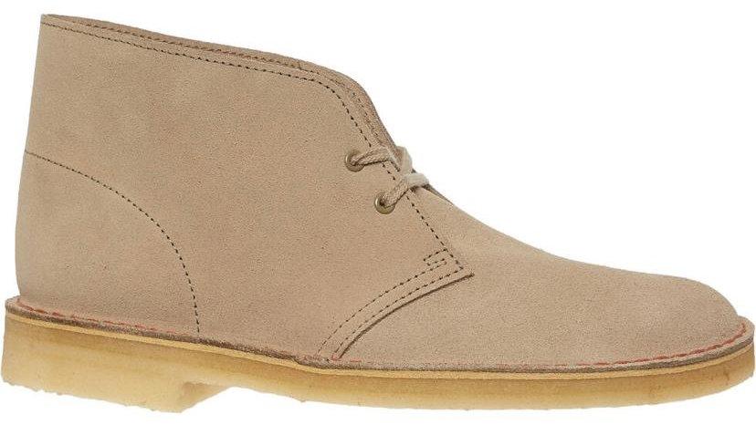Clarks Originals Desert Boots Suede Beige  (UK 8.5 Men)
