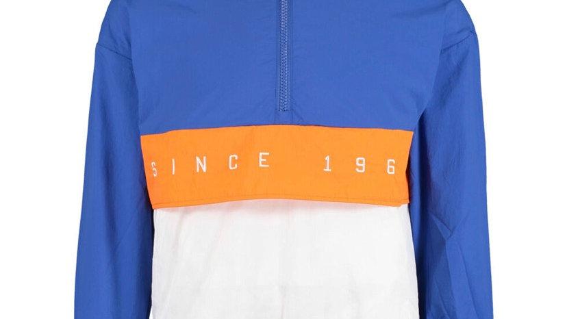 KAPPA Blue Zip Neck Pullover